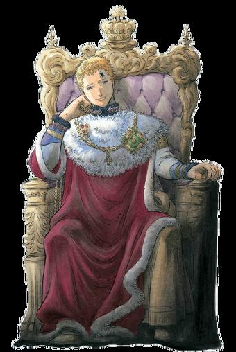 Julius Novachrono Black Clover Wiki Fandom Julius novachrono rey mago del reino trébol, 🍀anime: julius novachrono black clover wiki
