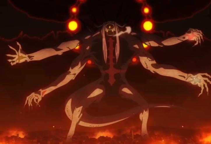 Demônio Gigante