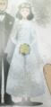 Dazu wedding gown
