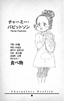 Charmy Characters Profile