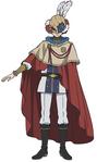 William anime profile