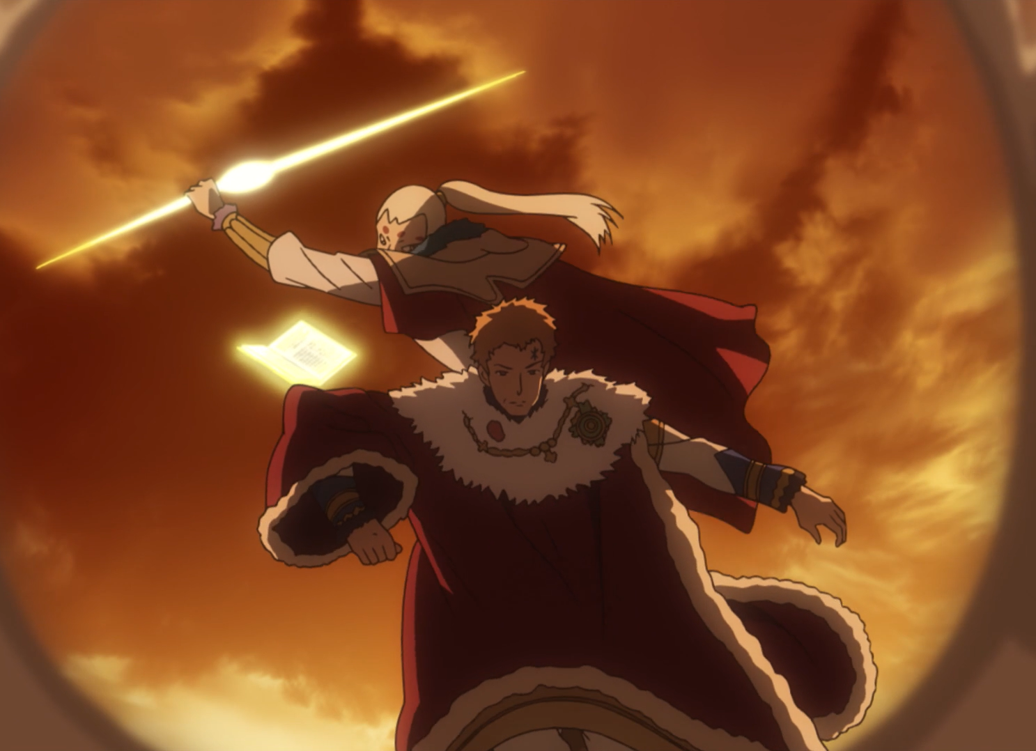 Julius Novachrono Vs Patolli Black Clover Wiki Fandom Customize your avatar with the julius nova chrono t julius nova chrono t and millions of other items. julius novachrono vs patolli black
