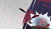 Tebasan Kegelapan Pembelah Dimensi: Equinox