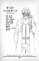 Moris Libardirt Character Profile