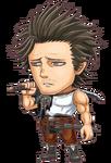 Sharpened Blade Yami - Jumputi