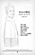 Father Orsi Character Profile