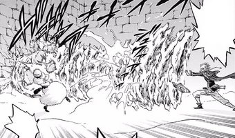 Fragil Tormenta Black Clover Wiki Fandom King julius planned to roam around, but not inside the royal capital anymore, because he chose to anyways, julius has his hands full. fragil tormenta black clover wiki