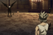 Liebe is summoned from Asta