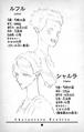 Lufulu and Charla Character Profiles
