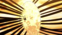 Dante warps space