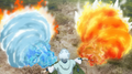 Badai Api dan Air Kembar