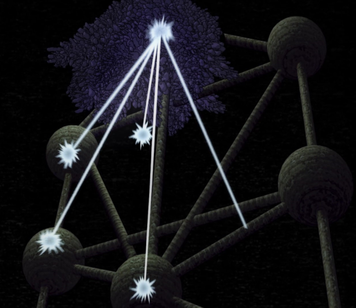 Demon-Dweller Sword: Protecting Light