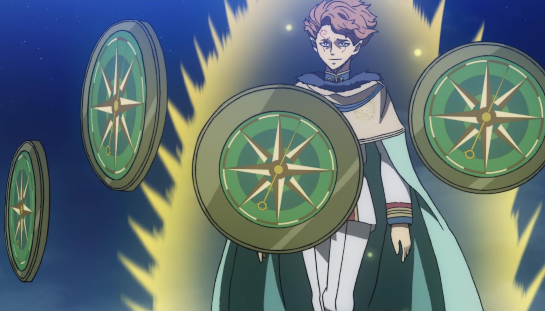 Compass Magic