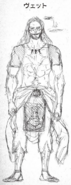 Vetto initial concept full body