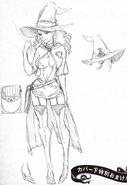 Vanessa concepto inicial cuerpo completo