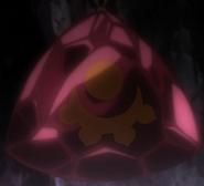 Fuegoleon's magic stone