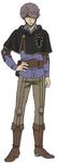 Gauche anime profile