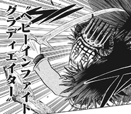 Gladiador de Combate Pesado