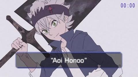 Black Clover ED Full「Aoi Honoo」by Itowokashi