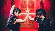 大森靖子『JUSTadICE』Music Video 【テレビアニメ「ブラッククローバー」第7クールオープニングテーマ】