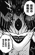 Face of Lilith and Nahamah fusion