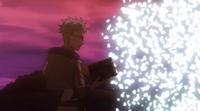 Klaus desfazendo o feitiçi de carruagem
