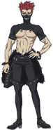 Zora anime profile