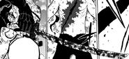 Asta wields Yami's katana