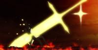Unnamed light giant sword spell