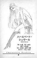 Halbet Chevour Character Profile