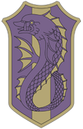 Insigne de l'Orque Magenta