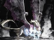 Urro Vívido do Dragão Vouivre Fantasma