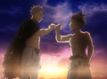 Asta and Mars's promise