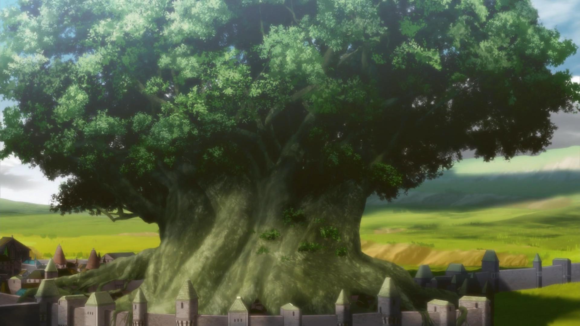 Grande Árvore Misteltein