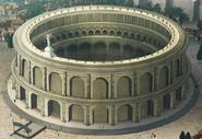 Coliseo Caballeros Mágicos