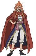 Mereoleona anime profile