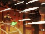 Pancuran Pedang Angin
