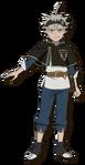 Asta anime profile