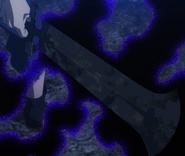 Espada de Metsuma (Asta)