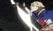Light sword Lemiel