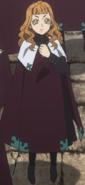 Mimosa as Royal Knight