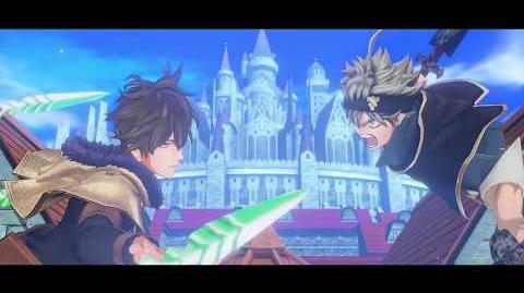 Black Clover Quartet Knights - Trailer PS4, PC