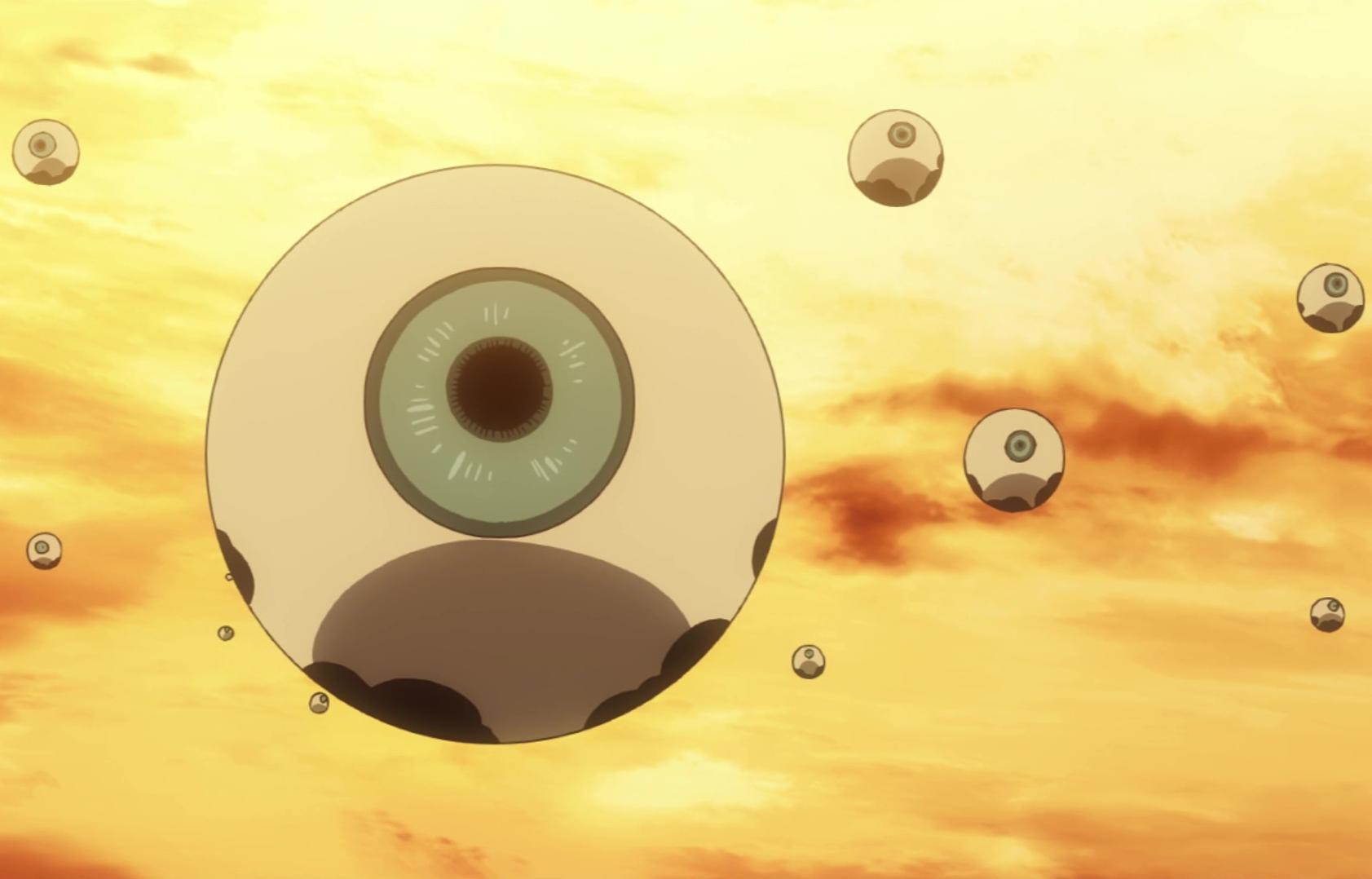 Eyeball Magic