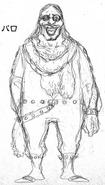 Baro initial concept full body