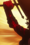 Asta's devil arm