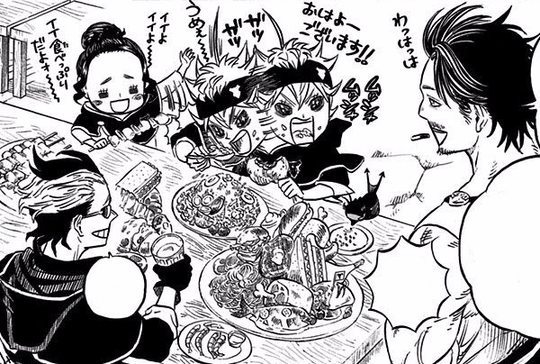 A feast after conquering the dungeon.png
