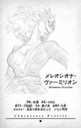 Mereoleona Vermillion Character Profile