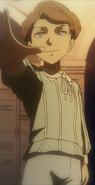 Langris as a child