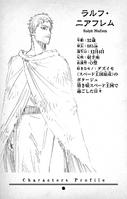 Ralph Niaflem Character Profile
