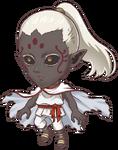 Dark Elf Patolli - Jumputi